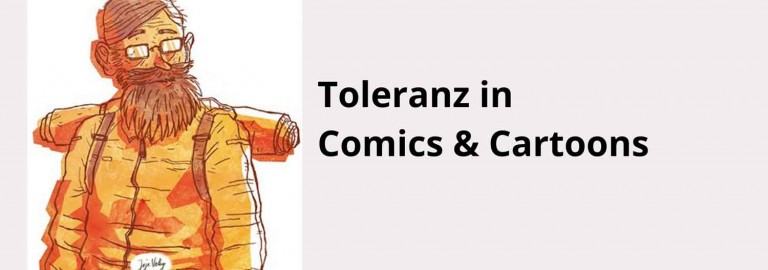 Toleranz in Comics Slider